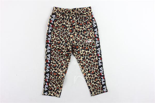 FILA | Trousers | 687261MARRONE