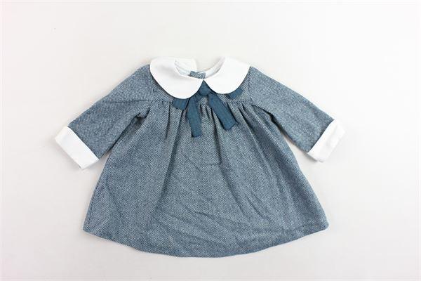 FINA EJERIQUE | Dress | O19A1417PETROLIO