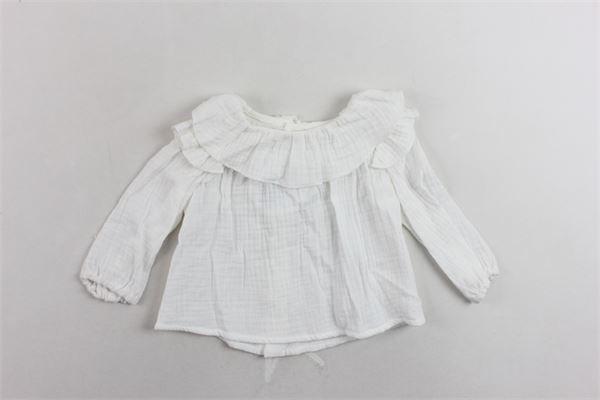 FINA EJERIQUE | Shirts | O19A5129BIANCO