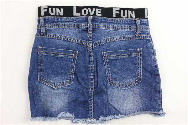 FUN & FUN   Skirts   FNJSK1276BLU