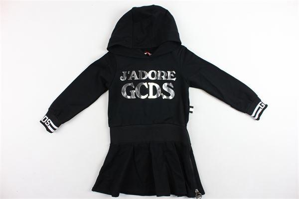 GCDS | Dress | 020533NERO