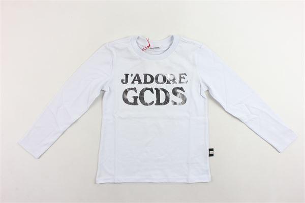 GCDS | sirts | 020536BIANCO