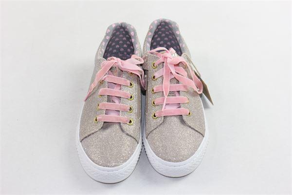 sneakers allacciata brillantinata GIOSEPPO | Scarpe | 43946ORO