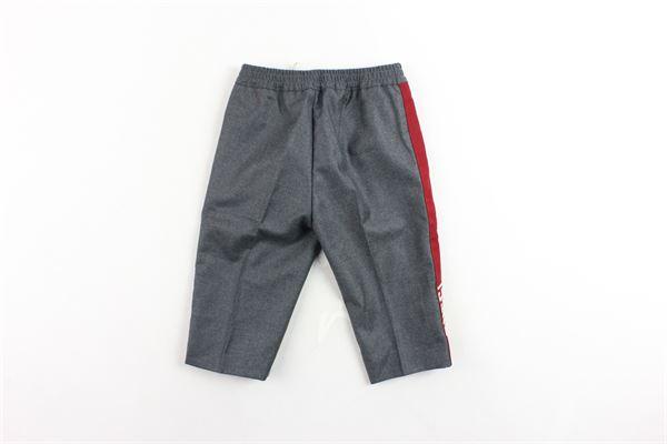 GUCCI | Trousers | BA1586239GRIGIO