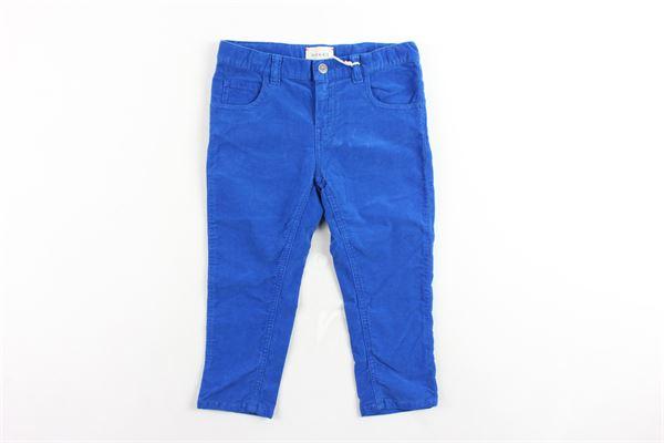 GUCCI | Trousers | BMC566100COBALTO