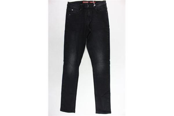 jeans 5 tasche tinta unita GUESS | Jeans | L73A05D2NR0-RKETNERO