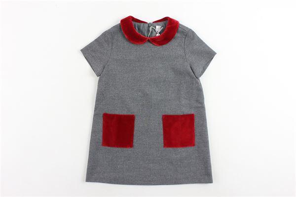 IL GUFO | Dress | A19VM541W0003/0736GRIGIO
