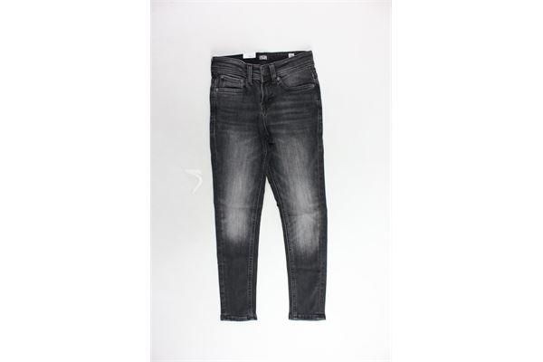 jeans 5 tasche tinta unita JACK&JONES | Jeans | 12149936NERO