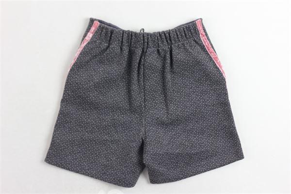 J.O. MILANO | Shorts | 964N2GRIGIO