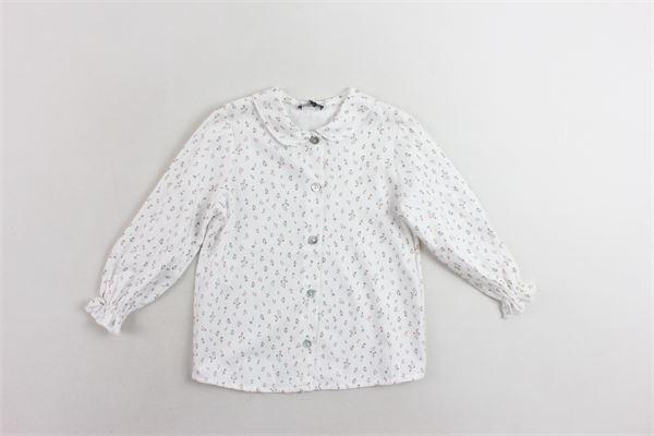 camicia manica lunga microfantasia J.O. MILANO | Camicie | 966A2BIANCO