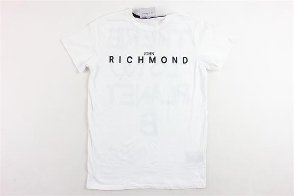 JOHN RICHMOND |  | RBA19107TSBIANCO