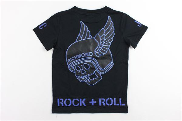 JOHN RICHMOND | T-shirts | RBA19188TSNERO