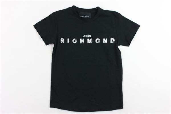 JOHN RICHMOND | T-shirts | RGA19087TSNERO