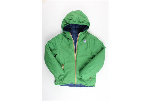 K-WAY | Jackets | K001K400COBALTO-VERDE