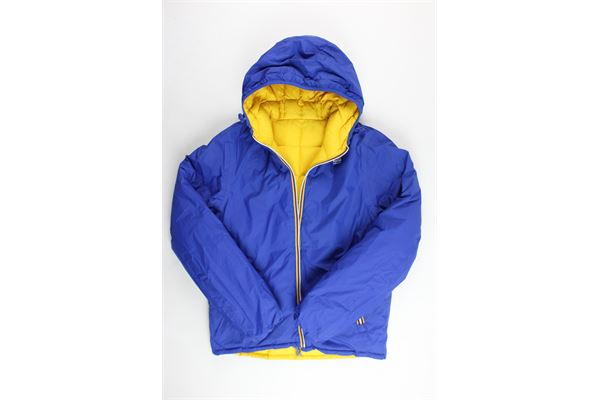 K-WAY | Jackets | K001K400GIALLO-COBALTO