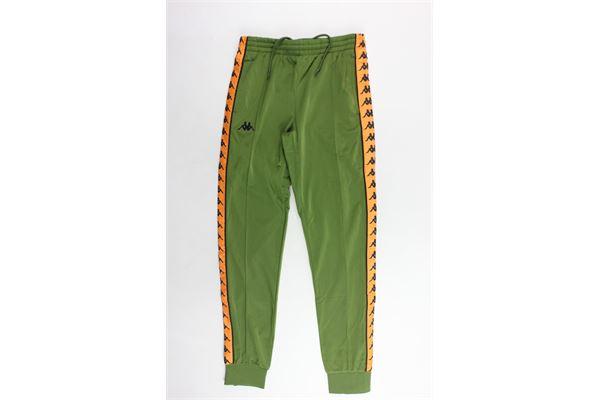 KAPPA | Trousers | 303KUC0UVERDE