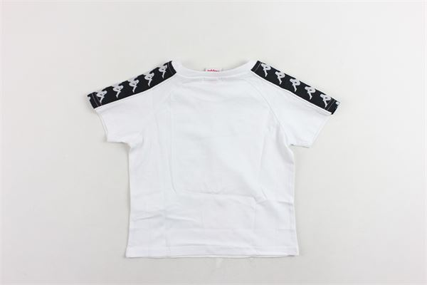 KAPPA | T-shirts | 303UV10BIANCO