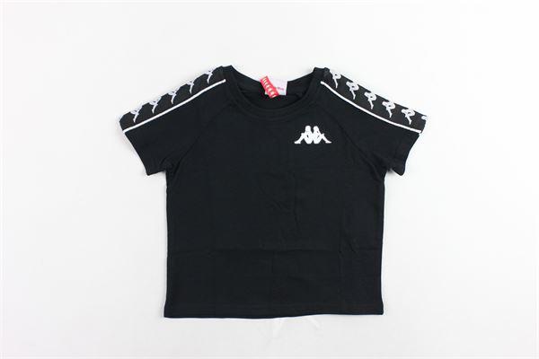 KAPPA | T-shirts | 303UV10NERO