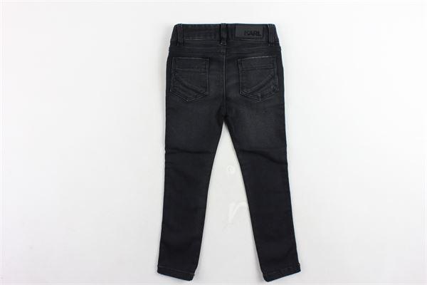 KARL LAGERFELD | Jeans | Z14053.1NERO