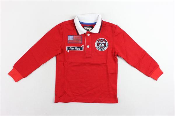 LA MARTINA | Polo Shirts | 82A4050ROSSO