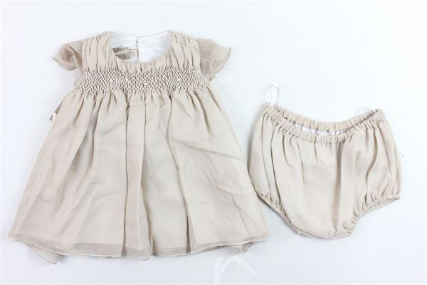 LA STUPENDERIA | Dress | LCTA93O23.1BEIGE