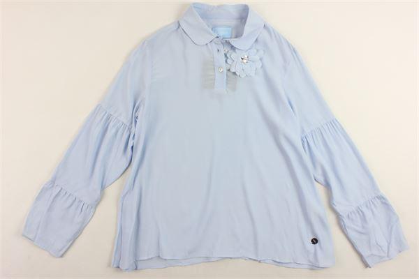 LANVIN | Shirts | 4H5560.2CELESTE