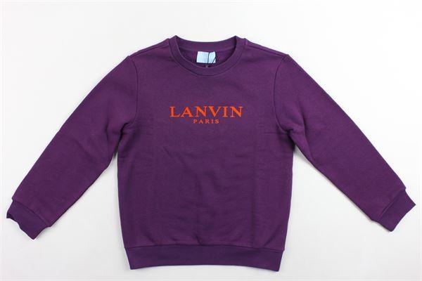 LANVIN | Sweatshits | 4L4090VIOLA