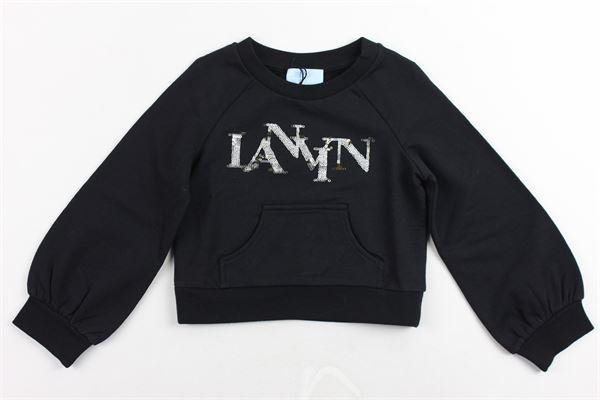 LANVIN | Sweatshits | 4L4510NERO