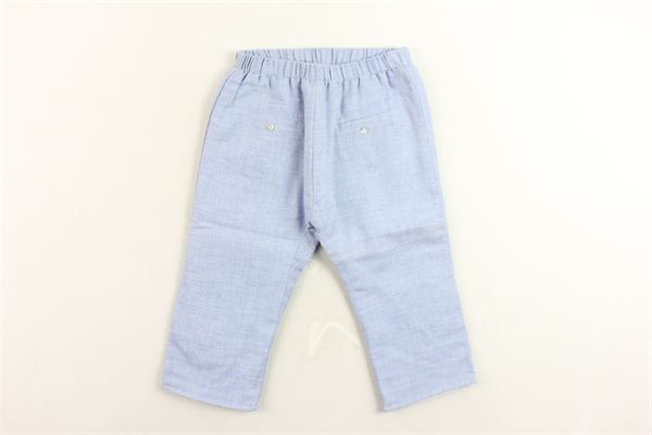 LARANJINHA | Trousers | 98414I8643S220023CELESTE