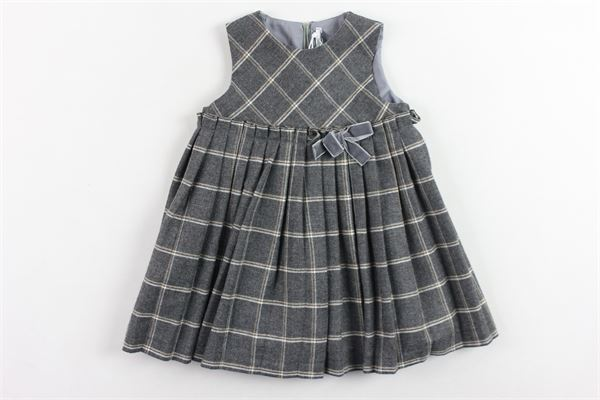 LE BEBE' | Dress | LBG1623GRIGIO