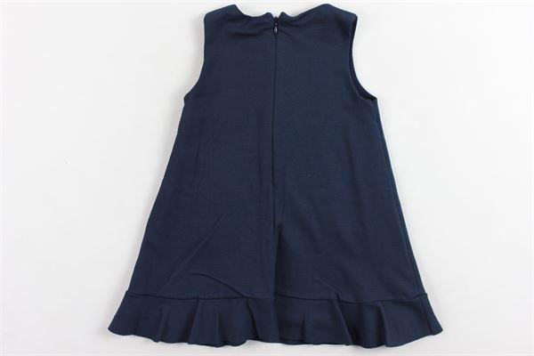 LE BEBE' | Dress | LBG1701BLU