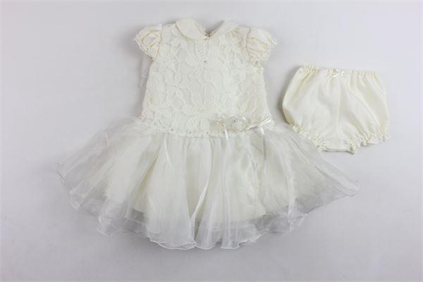 LES PETIT ENFANTES | Dress | B.2009BIANCO