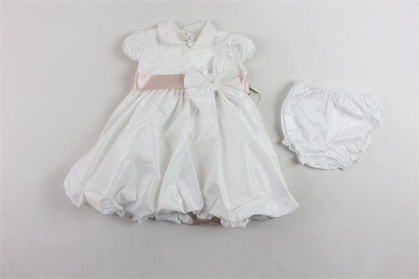 LES PETIT ENFANTES | Dress | BF.014BIANCO