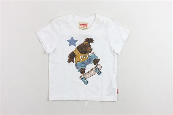 LEVI'S | T-shirts | NL1014401BIANCO