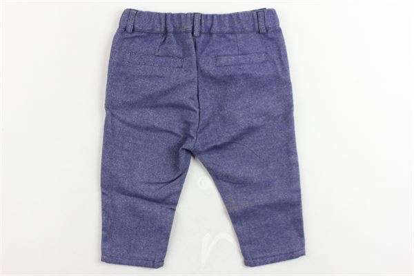 pantalone tasca america girovita regolabile LITTLE BEAR | Pantaloni | 2127.1BLU