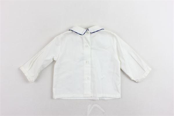 LITTLE BEAR | Shirts | 2134.2BIANCO