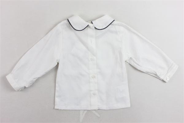 LITTLE BEAR | Shirts | 6240BIANCO