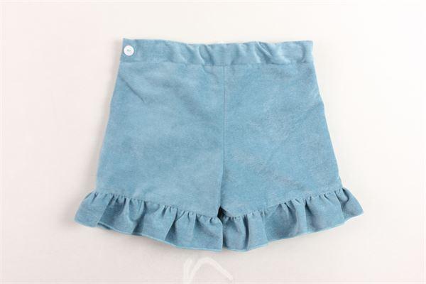 LITTLE BEAR | Shorts | 8211TURCHESE