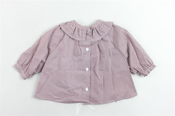 LITTLE BEAR | Shirts | 8215ROSSO