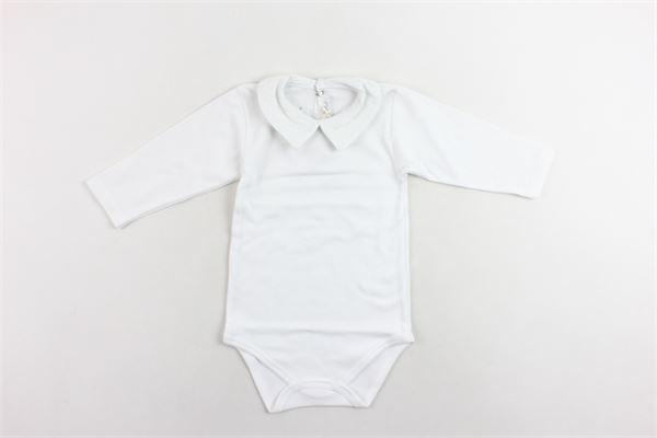 body manica lunga cotone caldo LOVE IN KYO' | Body | A16B01TMBIANCO