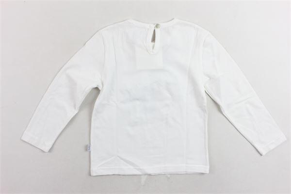 shirt cotone caldo con stampa e applicazioni MAGIL   Shirts   TM26051BIANCO
