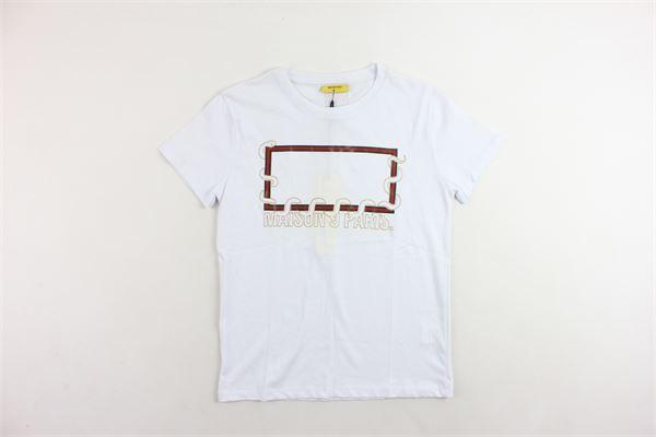 MAISON 9 PARIS | T-shirts | 816BIANCO