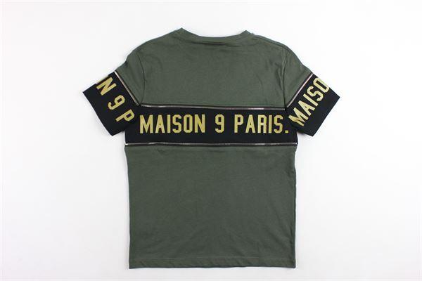 MAISON 9 PARIS | T-shirts | 864VERDE