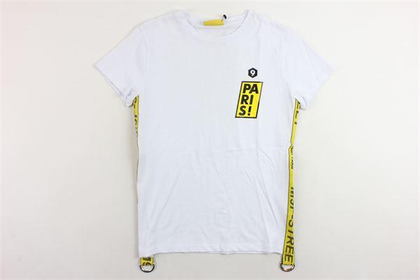 MAISON 9 PARIS | T-shirts | 873BIANCO