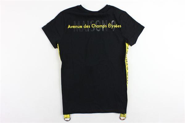 MAISON 9 PARIS | T-shirts | 873NERO