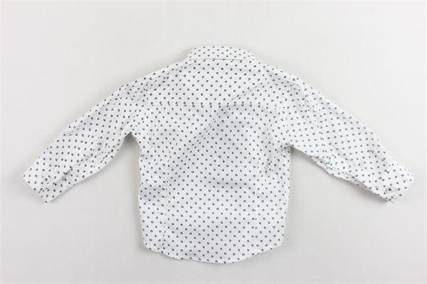 camicia manica lunga microfantasia MANUEL & FRANK | Camicie | CAMICIAMANUEL&FRANK1BIANCO