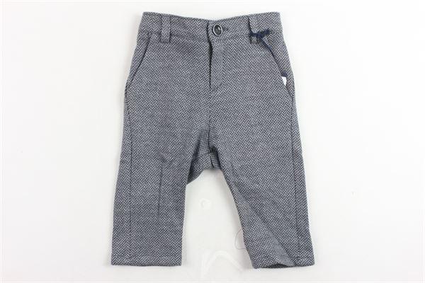 MANUEL & FRANK | Trousers | MF1102NGRIGIO