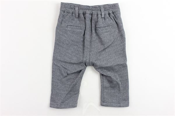 pantalone tasca america microfantasia MANUEL & FRANK | Pantaloni | MF1102NGRIGIO