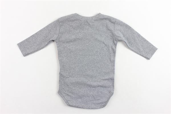 shirt body manica lunga con stampa MANUEL & FRANK | Shirts | MF7014IGRIGIO