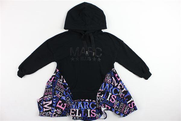 MARC ELLIS | Sweatshits | JMEDR684NERO